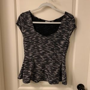 Anthropologie 9-H15 STCL Knit Top